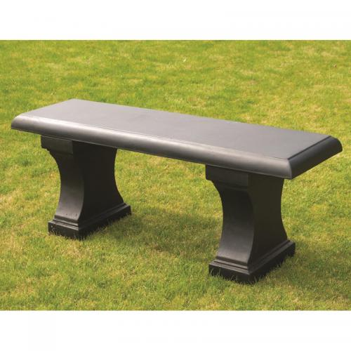 Bleasby Bench in Black - Small