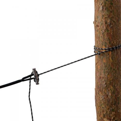 Microrope Hammock Fixing