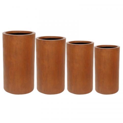 Cylinder Planter Tall - Set
