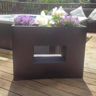 Marston Planter in Black
