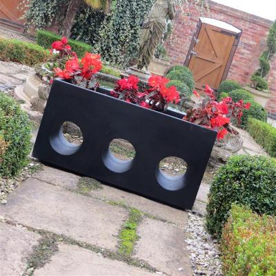 Langham Planter in Black