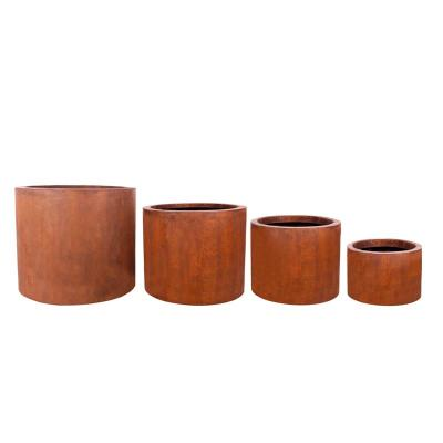Cylinder Planter Wide - Set